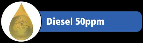 Platinum Iris Diesel 50ppm